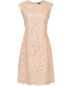 Josie Natori | Lace Dress 10 Polyester/Cotton/Nylon