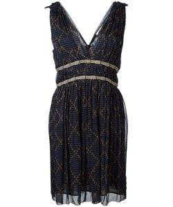 Isabel Marant Étoile | Balzan Dress 38 Silk/Cotton/Viscose/Polyester
