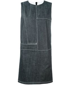 Paco Rabanne | Denim Shift Dress Size 38