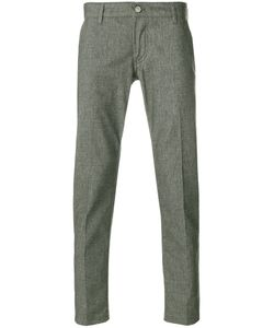 Entre Amis | Tailored Cropped Trousers Men