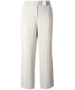 Salvatore Ferragamo | Cropped Tailored Trousers Size 44
