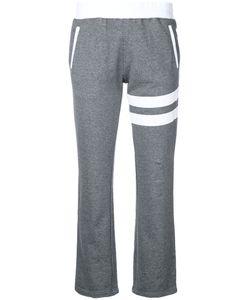 GUILD PRIME | Stripe Detail Track Pants 34 Cotton