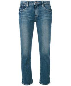RICK OWENS X ADIDAS | Adidas By Rick Owens Brigitte Cropped Jeans