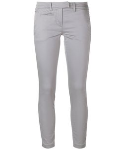 Dondup | Aslan Trousers 29 Cotton/Elastodiene
