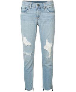 Rag & Bone | Marina Ripped Skinny Jeans
