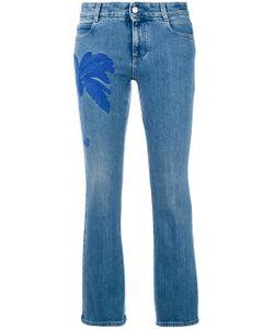 Stella Mccartney | Palm Tree Kick Jeans