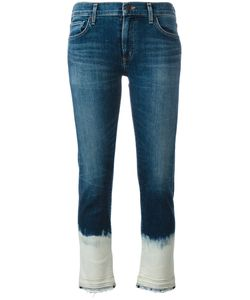 Citizens of Humanity | Bleached Hem Jeans 28 Cotton/Polyurethane