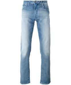 Jacob Cohёn | Jacob Cohen Washed Out Straight Leg Jeans