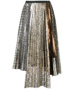 Antonio Marras   Lace Pleated Skirt