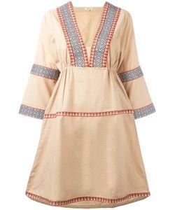 DAFT | Wide Sleeve Kaftan Dress Size Large
