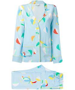 Mira Mikati | Printed Bird Pyjama