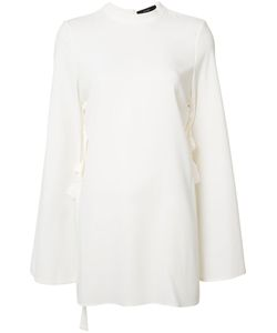 Ellery | Fla Sleeves Blouse 8 Polyester