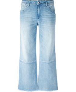 THE SEAFARER   Cropped Fla Jeans 26 Cotton/Polyester/Spandex/Elastane