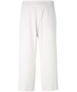 P.A.R.O.S.H. | P.A.R.O.S.H. Wide Leg Cropped Trousers