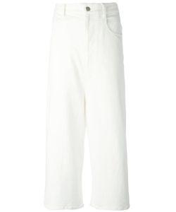 Tsumori Chisato | Cropped Trousers Xs Cotton/Polyurethane