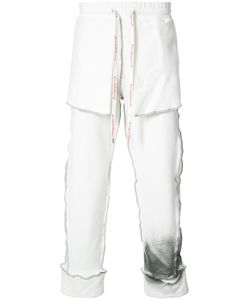 A-Cold-Wall | Inside Out Drawstring Trousers Men