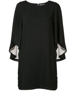Halston Heritage | Мини-Платье С Рукавами С Рюшами