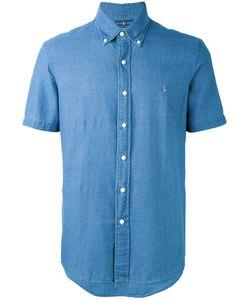 Ralph Lauren   Рубашка С Короткими Рукавами На Пуговицах