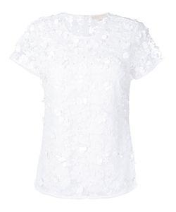 Michael Michael Kors | Appliqué Lace Top