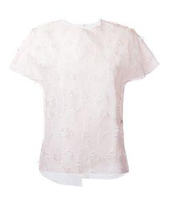 Julien David   Textured T-Shirt S