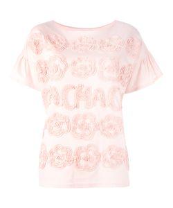 Tsumori Chisato | Cha-Cha-Cha T-Shirt 3 Cotton