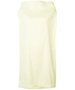 Issey Miyake | Snap Pleat Dress