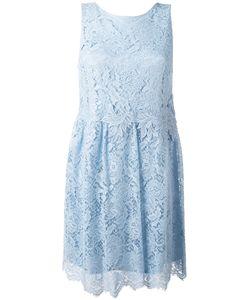 P.A.R.O.S.H. | Lace Skater Dress Medium Cotton/Viscose/Polyamide/Polyester