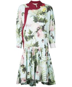 Antonio Marras | Print Dress 40 Cotton