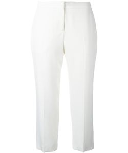 Alexander McQueen | Cropped Tailo Trousers 40 Virgin Wool/Cupro