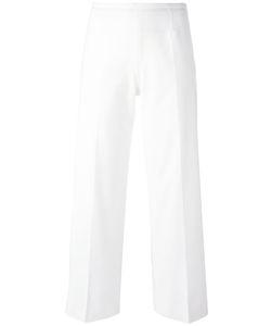 Piazza Sempione | Fla Trousers 44 Cotton/Spandex/Elastane