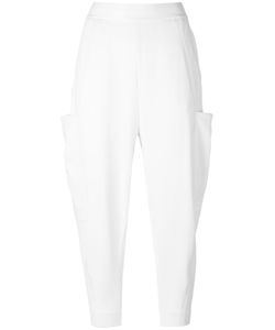 Y-3 | Cropped Trousers Xs Cotton