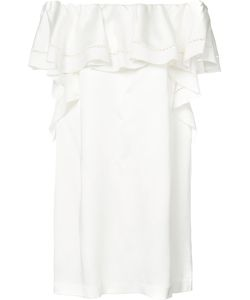 Rachel Zoe | Ruffled Off The Shoulder Dress Size 2