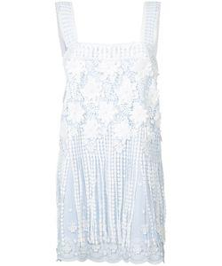 Alexis | Lace Shift Dress M
