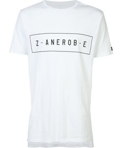 ZANEROBE | Logo Print T-Shirt Size Small
