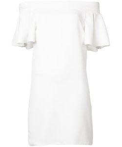 Brandon Maxwell | Off-Shoulder Dress 8