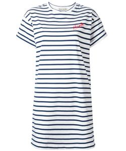 ÊTRE CÉCILE | Être Cécile Striped T-Shirt Dress Small Cotton