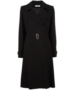 Lanvin | Classic Trench Coat 36 Acetate/Viscose/Cupro