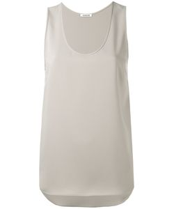 P.A.R.O.S.H. | P.A.R.O.S.H. Scoop Neck Top S