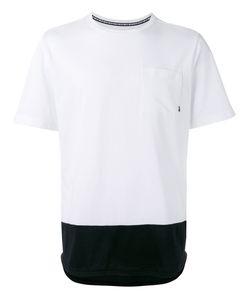 Nike | Contrast Hem T-Hirt Size Large
