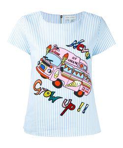 Mira Mikati | Ice Cream Truck Print T-Shirt