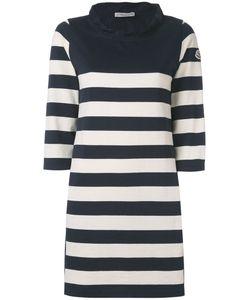 Moncler | Tie Back Striped Dress