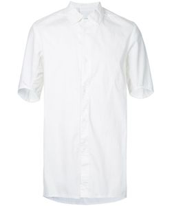 11 BY BORIS BIDJAN SABERI | Рубашка С Короткими Рукавами И Принтом