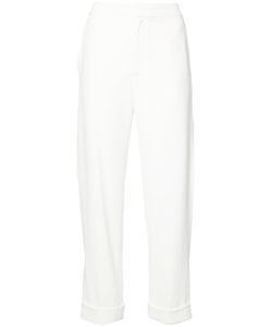 SALLY LAPOINTE | Side Slit Trousers