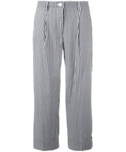 P.A.R.O.S.H. | P.A.R.O.S.H. Striped Cropped Trousers Size Xs