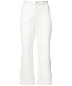 Tibi | High-Waisted Jeans 26 Cotton/Spandex/Elastane