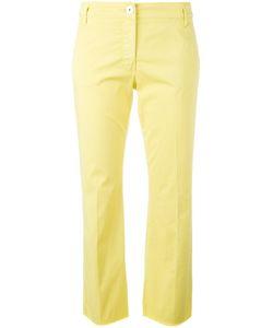 Dorothee Schumacher | Bootcut Cropped Jeans 3 Cotton/Spandex/Elastane