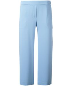 P.A.R.O.S.H. | Cropped Trousers Large Polyester