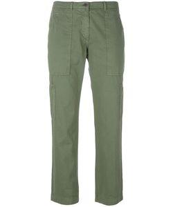 Aspesi | Cropped Trousers