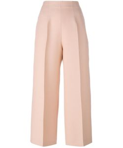 Fendi | Cropped Wide Leg Trousers Size 38