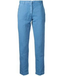 Massimo Alba | Cropped Trousers 40